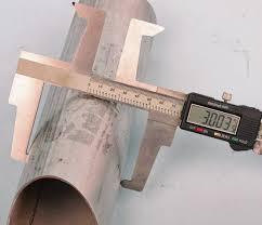 محاسبه سایز لوله آهنی