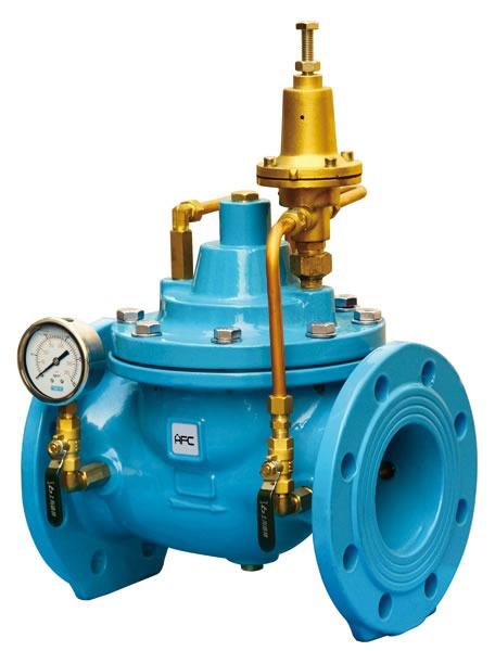 فشارشکن شیراتصال میراب مکانیک آب نهراب